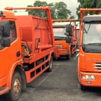 C/River Acquires New Waste Evacuation Trucks, Collection Bins