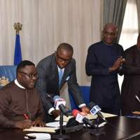 Ayade signs C/River health Insurance bill into law