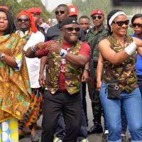 22 States Take Part in Calabar Festival Cultural Parade