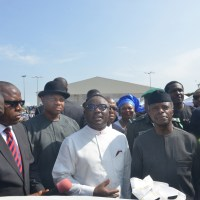 Osinbajo commissions Garment factory, monorail in Calabar