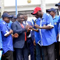 2019: NULGE Demands Ayade Runs for 2nd term Presents Him With Best Performance Award