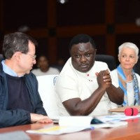French ambassador tours Ayade's projects, pledges collaboration