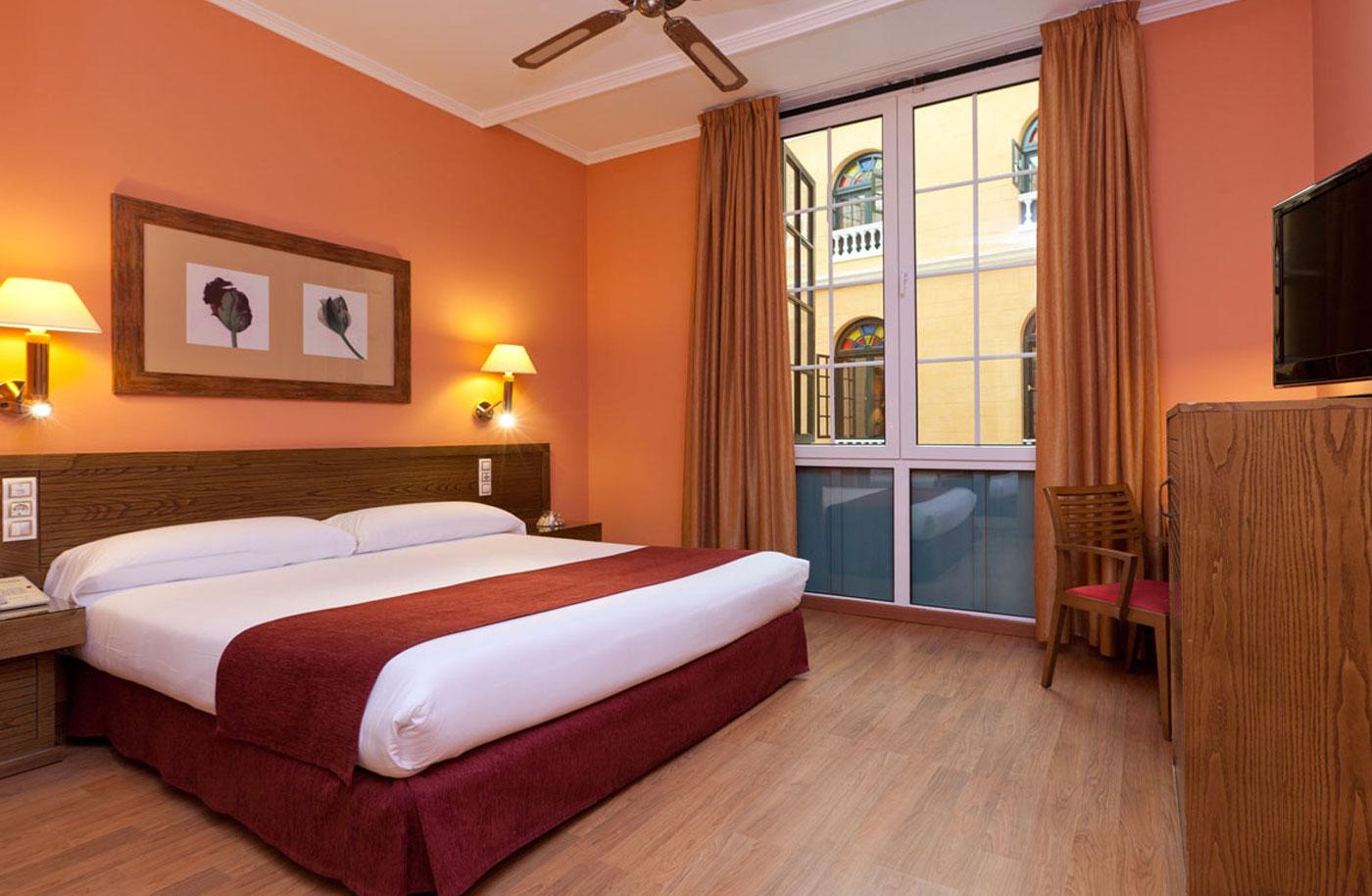 Habitaciones  Senator Cdiz Spa Hotel  Web Oficial