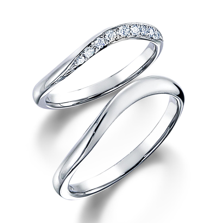 華奢な結婚指輪モニッケンダム