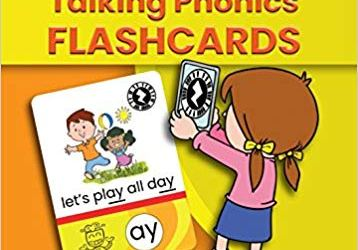 Phonics Cards, Augmented Reality, Carter's Yard Phonics