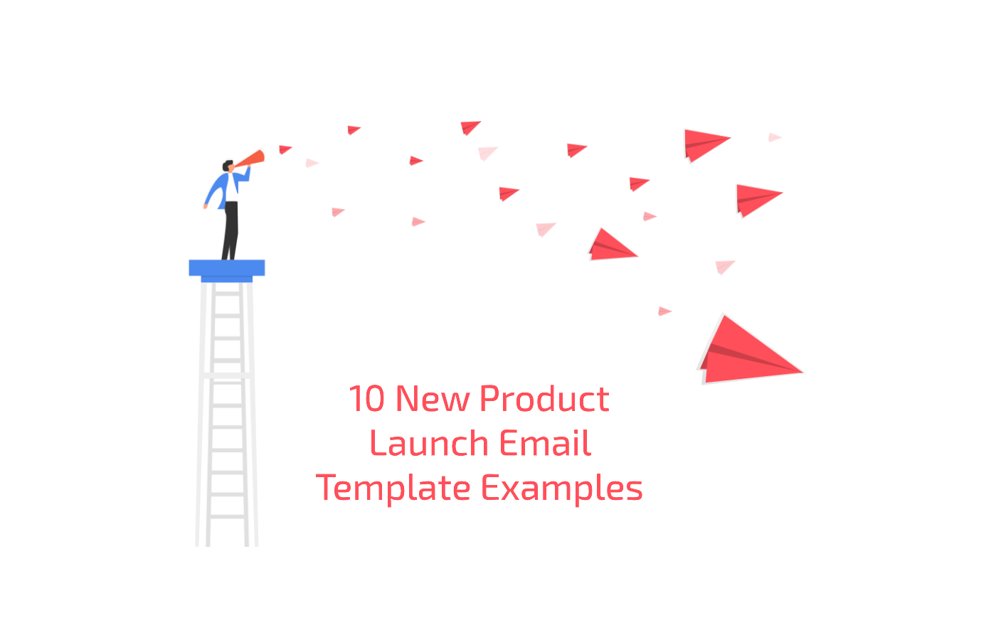 For the latter to happen, the announcement email template you opt for must have a. 10 New Product Launch Email Template Examples Sender