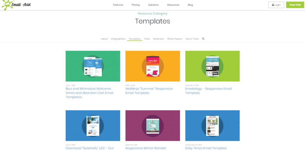 Solid design skills, good work ethic and very responsive. The 9 Best Sites For Free Email Templates Sendinblue