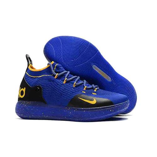 Nike-kd-11--blue-yellow
