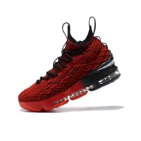 Nike lebron 15 rouge noir