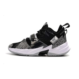 Jordan Why Not Zer0 3 Black Cement