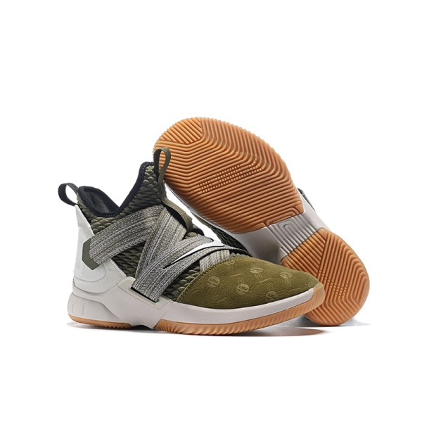 Nike lebron soldier 12 land and sea