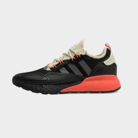 Adidas ZX 2K Boost Black Grey Red