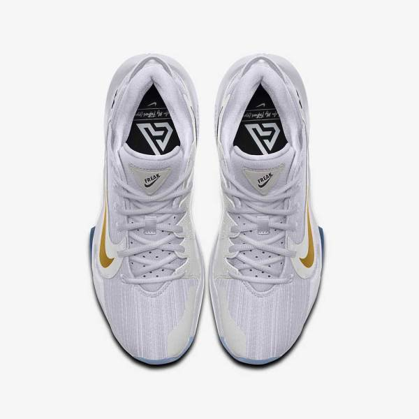 Nike Freak 2 By You White