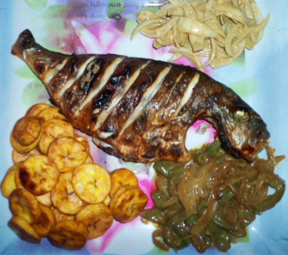 Cuisine Congolaise Rdc