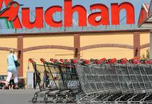 Auchan ouvre un nouveau grand magasin