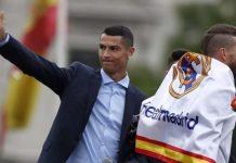 Cristiano Ronaldo prêt à rejoindre la Juventus