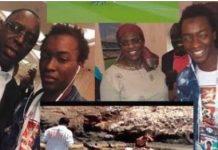 Idrissa Ndiaye, féticheur