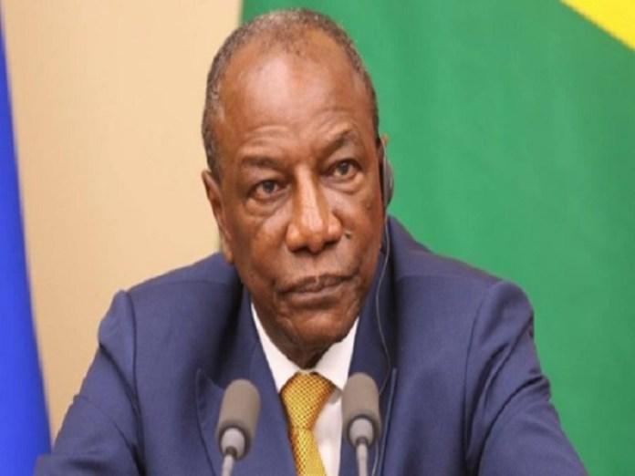 Alpha Condé rappelle son Ambassadeur du Sénégal