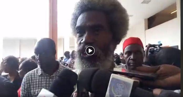 Affaire Khalifa Sall – Ciré Cledore Ly: « Je ne suis pas surpris, la justice est … »