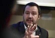 """Matteo Salvini qualifie un Sénégalais de """"ver de terre"""""""