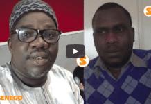 Audio: cette bagarre entre Ndoye Bane et Babacar Fall (Rfm) – Ecoutez!