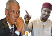 VIDEO. Cheikhou Oumar Diagne: « Bruno est certes bien mais il ne méritait pas… » Le professeur Cheikh Oumar Diagne, membre du collectif «