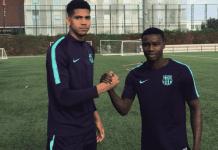 Barcelone: Moussa Wagué peut enfin jouer avec Messi