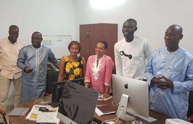 E Médias Invest groupe de presse de Mamoudou Ibra Kane, Alassane Samba Diop et DJ Boub's