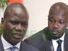Dr Abdourahmane Diouf chosifie Ousmane Sonko