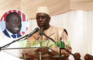 Macky Sall chasse un Maire du Grand Parti de la salle d'audience