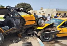 accident ouakam