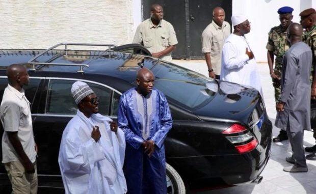 Covid-19 à Touba: Aly Ngouille Ndiaye révèle » Ce que le Khalife des mourides m'a dit »
