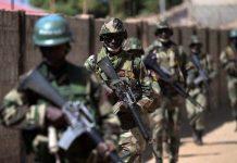 Covid 19 : Une vingtaine de soldats testés positifs