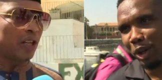 Guéguerre de leadership : Cette nouvelle sortie d'El Hadj Diouf qui ne plaira pas à Samuel Eto'o