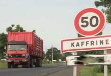 Coronavirus – Kaffrine : Le représentant du khalife des Mourides appelle à une solidarité nationale