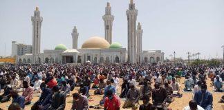 Korité 2020 – Les images de la prière à Massalikou Djinane