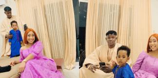 ( 10 Photos ) Spécial korité de couple de stars: Alima de la série Adja toute ravissante…