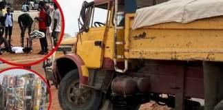 Accident à Yoff : Le propriétaire du camion arrêté