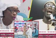 Père Mbaye Ngone Fall et Maman Aicha