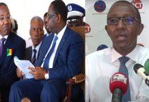 Conférence de presse électrique: Corruption, sa première rencontre avec Macky, Abdoul Mbaye dit tout ! (Vidéo )