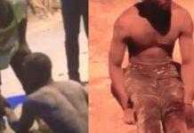 Décès de Ibrahima Touré chez Eumeu Sène : Voici les nouvelles images macabres de son arrestation …