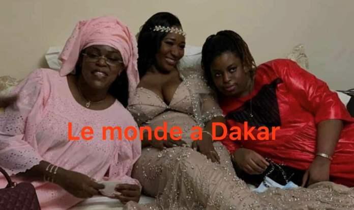 Présence de la famille présidentielle chez Ousmane Masseck Ndiaye: L'As froissé