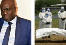 Les révélations du Directeur de l'Hôpital Principal : « La plupart des personnalités décédés de la Covid-19 ont été tous infectés dans des cérémonies »