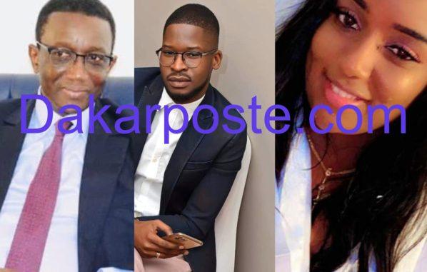 Photos – Voici Matar Fall, le discret époux de Nora, la fille du ministre Amadou Ba