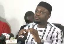 Ousmane Sonko: « L'audio, je l'ai fait le 29 septembre et je l'ai envoyé à Cheikh Issa Sall »