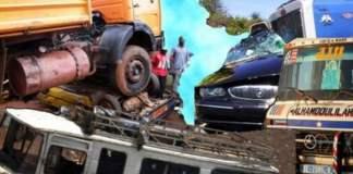 Audio: 16 morts dans un accident sur la route de Thiés