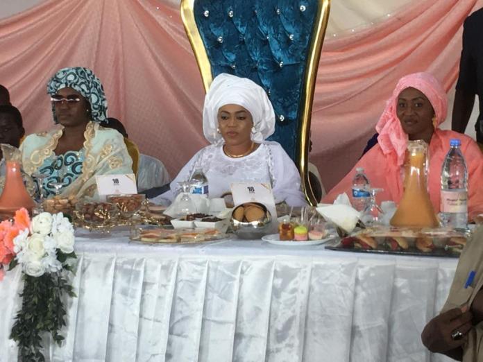 Médinatoul Salam : Voici comment Sokhna Aida Diallo célèbre le Magal
