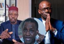 """Boubacar Camara – Macky Sall : Ce qu'Adama reproche à Sonko, au courant de """"la fameuse audience"""""""
