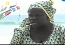Émigration clandestine : La seule femme rescapée du bateau le joola perd son fils en mer