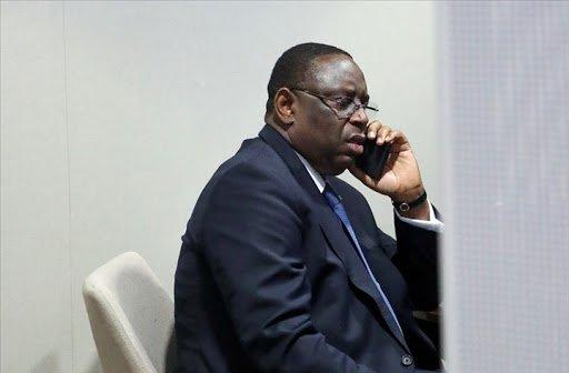 Présidentielle 2024 : A défaut de pouvoir se présenter, Macky Sall a choisi son successeur (photo)